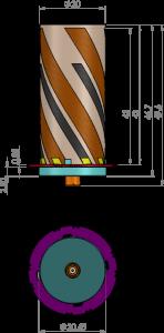 HC871E Drawing
