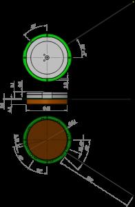TW3xxx Embedded Drawing