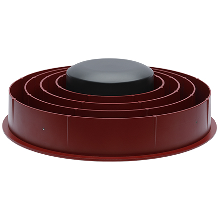 TW6100 Red No Radome No Cable