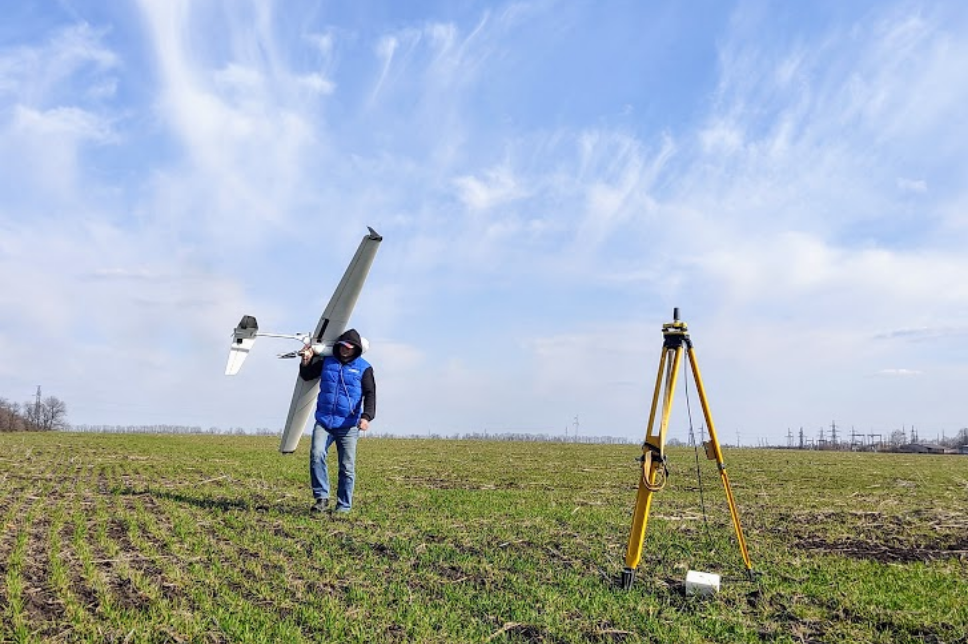 ABRIS-DG testing of unmanned aircraft design